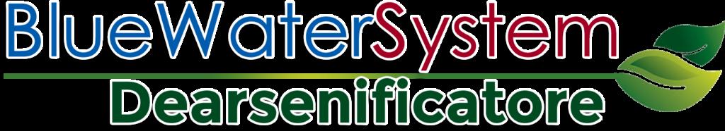 BlueWaterSystem Dearsenificatore