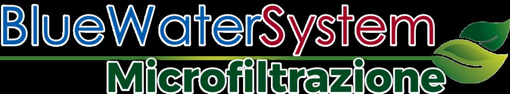 BlueWaterSystem Microfiltrazione