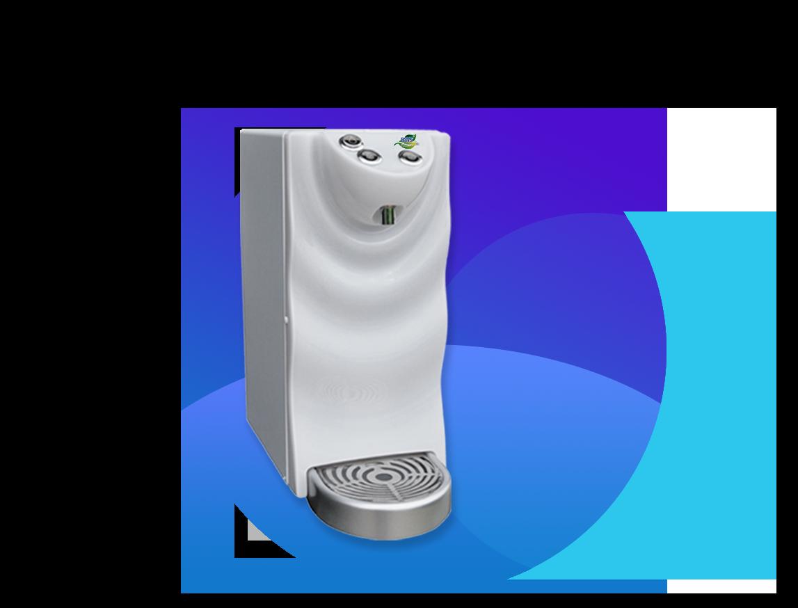 Sorgentemia H2Onda Slim Bianco Siderale impianto per il trattamento dell'acqua