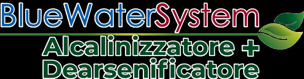 BlueWaterSystem Alcalinizzatore + Dearsenificatore